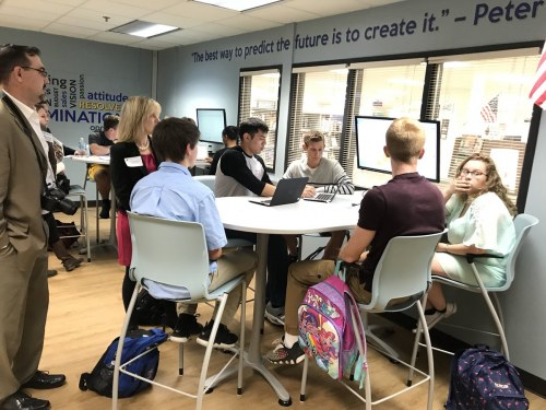 More high schools are creating business incubators