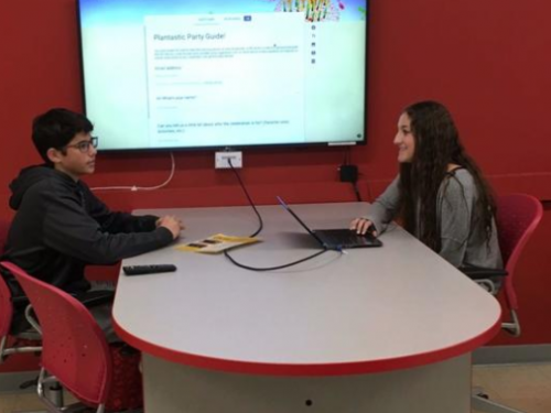 Deerfield High School class turns students into business entrepreneurs