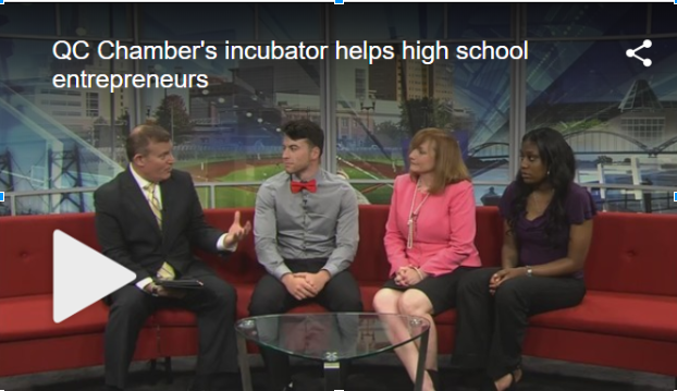 Rock Island High School Students Pursue Entrepreneurial Passion