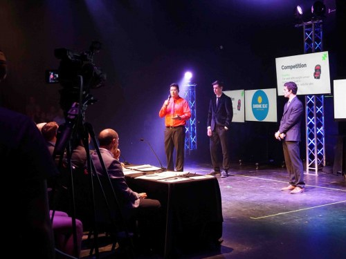 INSIDE KANE COUNTY SCHOOLS: INCUBATOR EDU SHARPENS SKILLS WITH SHARK-TANK-STYLE PITCH NIGHT