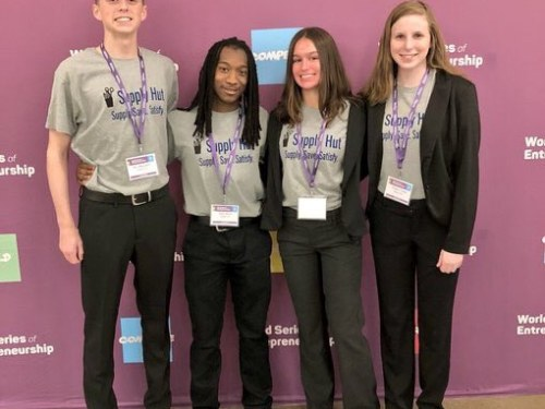 Kempsville High School academy students win first place at World Series of Entrepreneurship