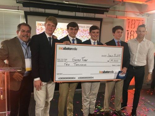 Westlake High School INCubatoredu Team Recognized on National App Day
