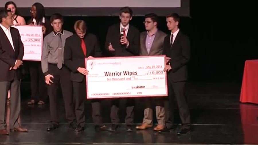 New High School Business Incubator Funds Teen Entrepreneurs