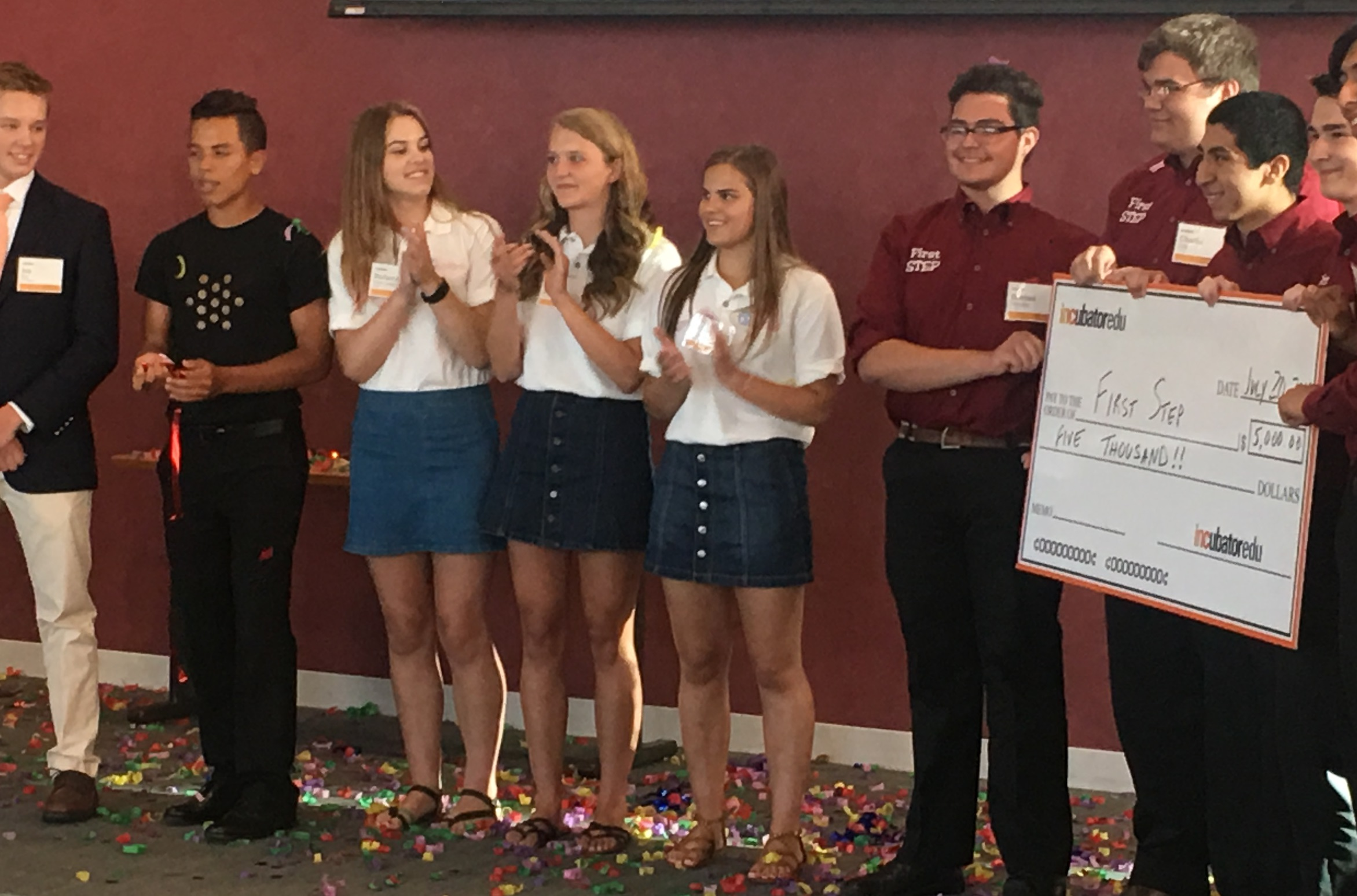 The 2017 INCubatoredu National Summit on High School Entrepreneurship – Featuring Student Entrepreneurship Competition and Showcasing Next-Generation Innovators