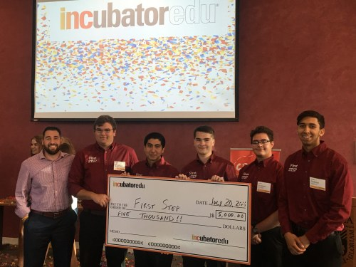 Student Entrepreneur Team from Dundee-Crown High School in Illinois Wins $5000 Grand Prize in INCubatoredu's National Funding Competition Featuring Five Top Student Teams