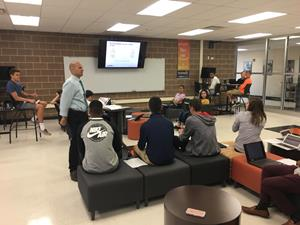 Magenium Solutions Invests in the Minds of the Future | The INCubatorEdu entrepreneurial experience program launches at Wheaton Warrenville South High School with the support of local businesses.